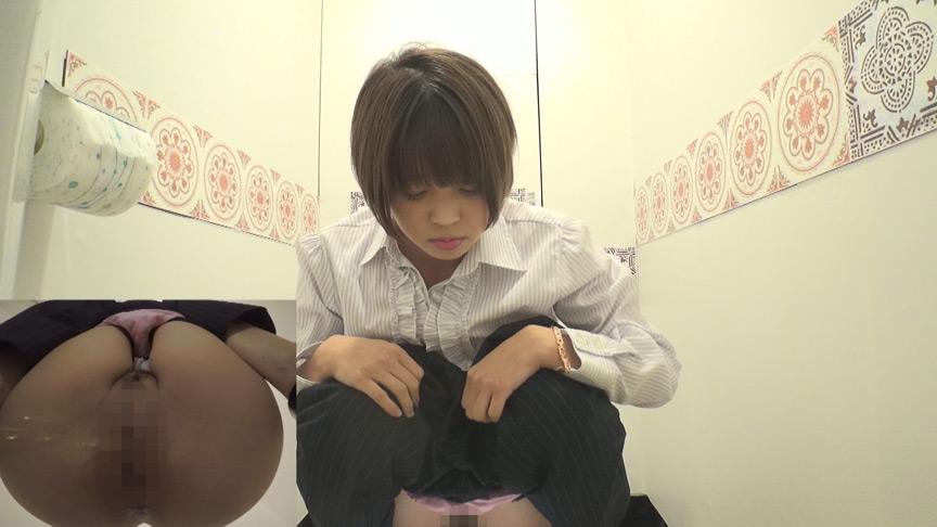 「女子トイレ盗撮 顔面オシッコぶっかけ50人」-005